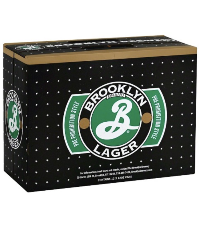 Brooklyn Brooklyn Lager (12pk 12oz can)