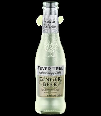 fevertree Fever Tree Light Ginger Beer (4pk 200ml Bottles)
