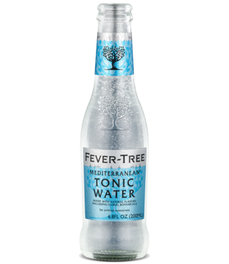 fevertree Fever Tree Mediteranean tonic (4pk 200ml bottles)