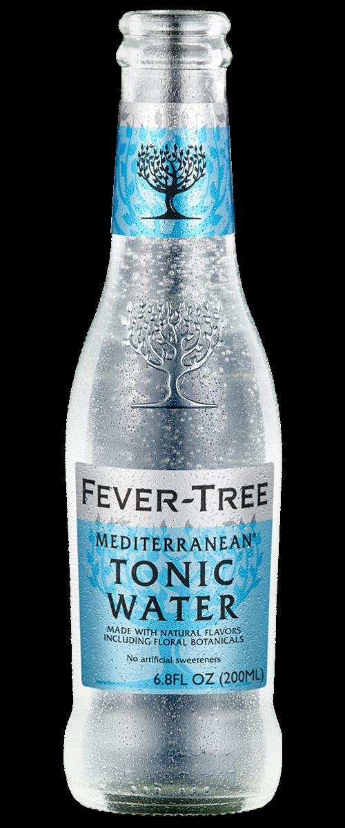 Fever Tree Mediteranean tonic (4pk 200ml bottles)