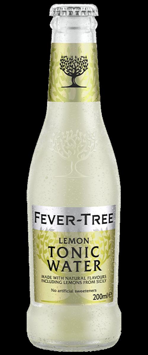 Fever Tree Bitter Lemon Tonic (4pk 200ml)
