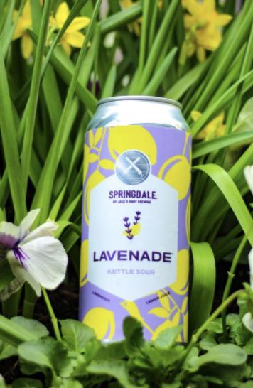 Springdale Springdale Lavenade (4pk 16oz cans)
