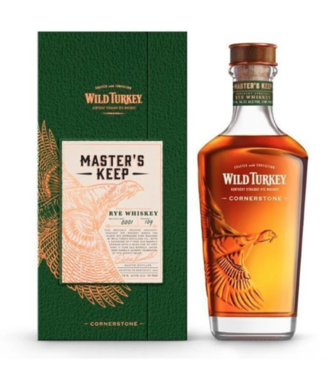 Wild Turkey Wild Turkey Master's Keep Batch 1 750ml
