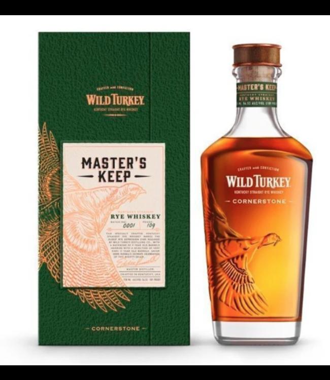 Wild Turkey Wild Turkey Master's Keep Batch 1 750ml