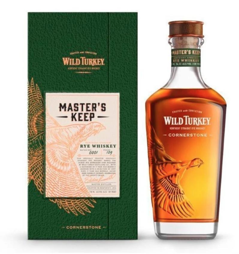 Wild Turkey Master's Keep Batch 1 750ml