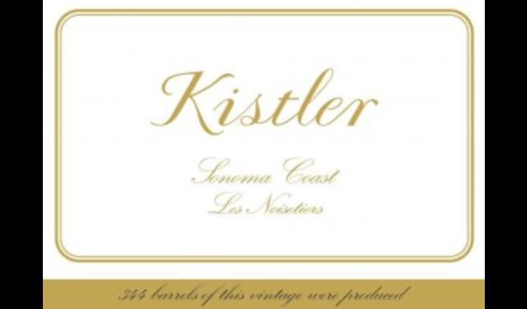 Kistler Kistler 'Les Noisetiers' Sonoma County 2019