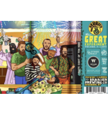 Barrier Barrier The great experirment #9 (4pk 16oz cans)
