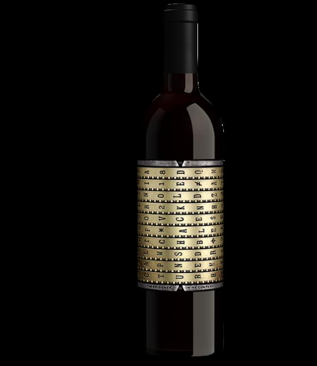 Prisoner Unshackled Red Blend by Prisoner Wine Co