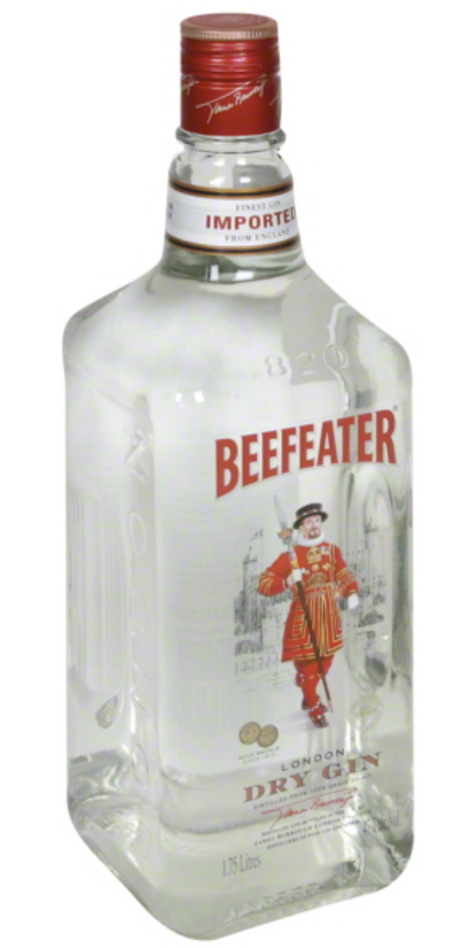 Beefeater Lond Dry Gin 1.75L