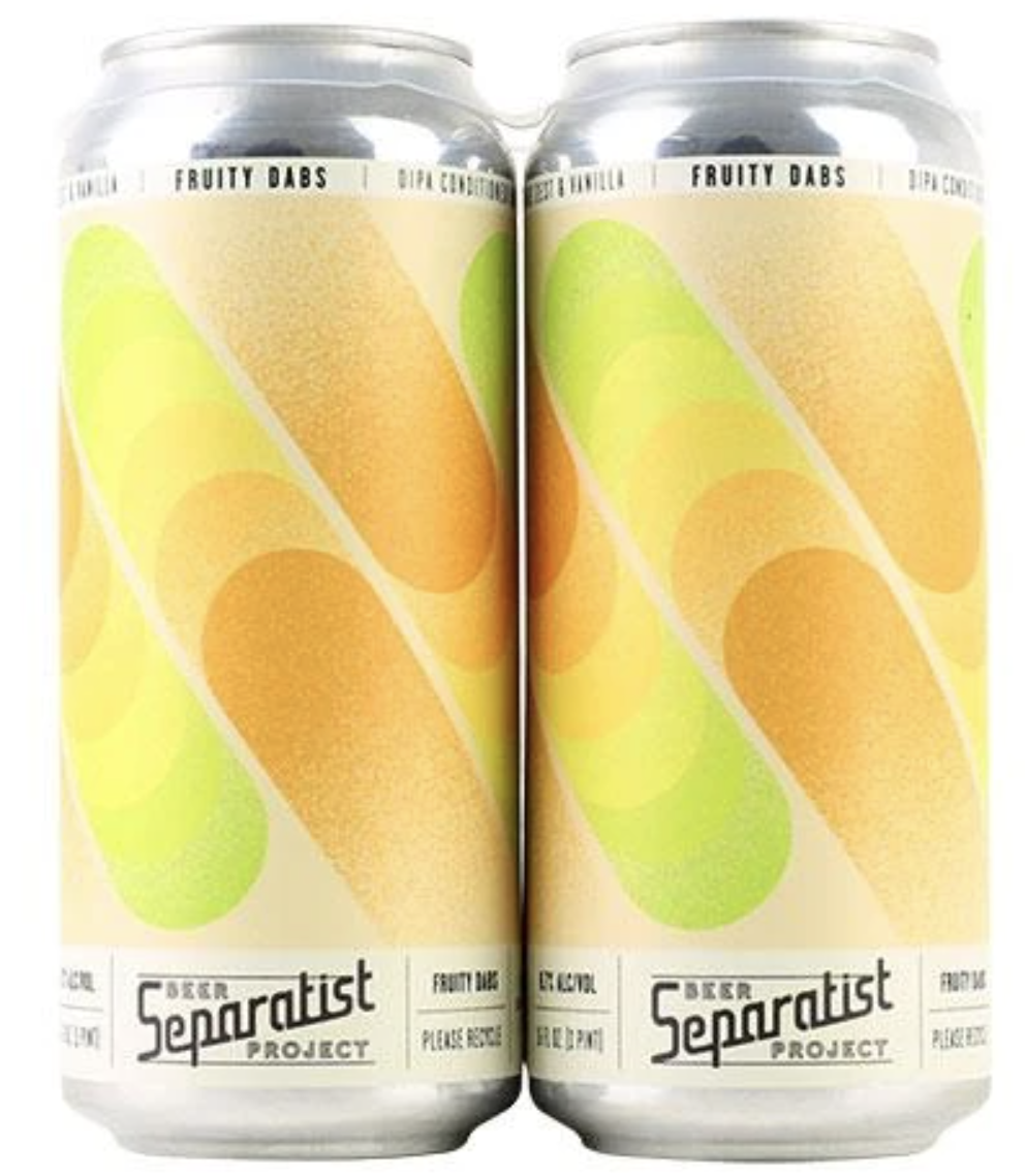 Separatist Fruity Dabs (4pk 16oz cans)