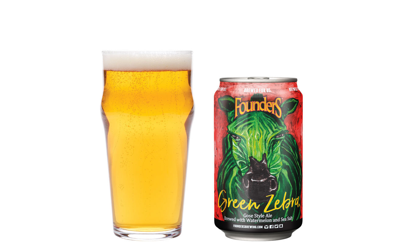 Founders Founders Green Zebra (15pk 12oz cans)