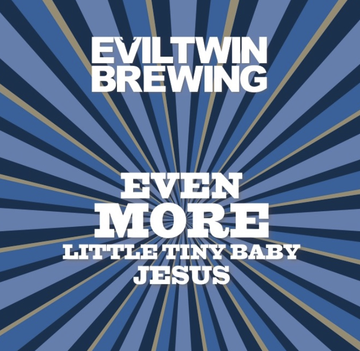 Evil Twin Evil Twin Even More  Tiny Baby Jesus (4pk 16oz cans)