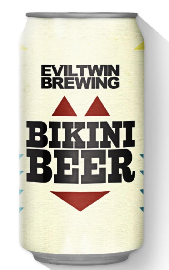 Evil Twin Evil Twin Bikini Beer (4pk 12oz cans)
