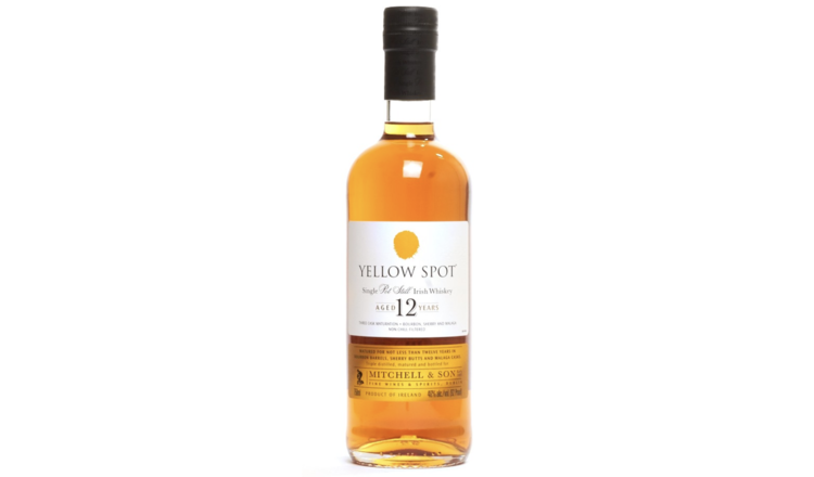 Pernod Yellow Spot Irish Whiskey 12 year 750ml