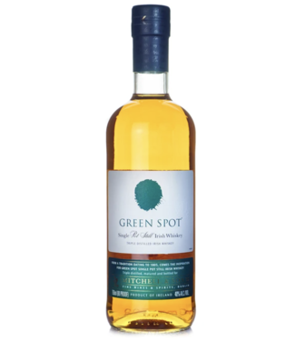 Pernod Green Spot Irish WHiskey 750ml