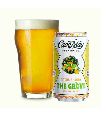 Cape May Cape May the Grove Citrus Shandy (6pk 12oz cans)