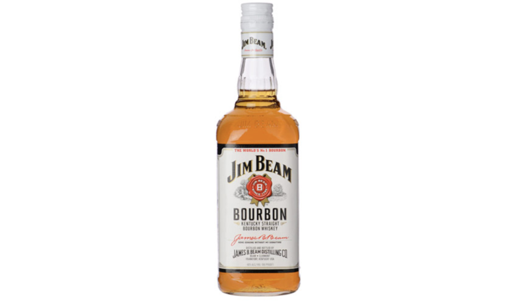 Jim Beam Jim Beam White Label 750ML