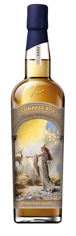 Compass Box Compass Box Myths and Legans 1 750ml