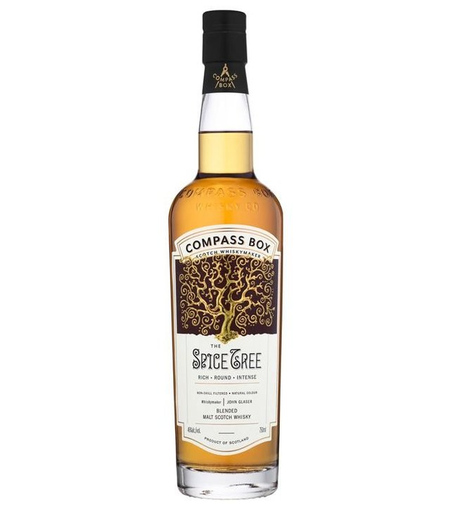 Compass Box Compass Box the Spice Tree 750ml