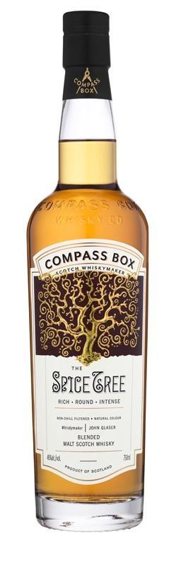 Compass Box the Spice Tree 750ml