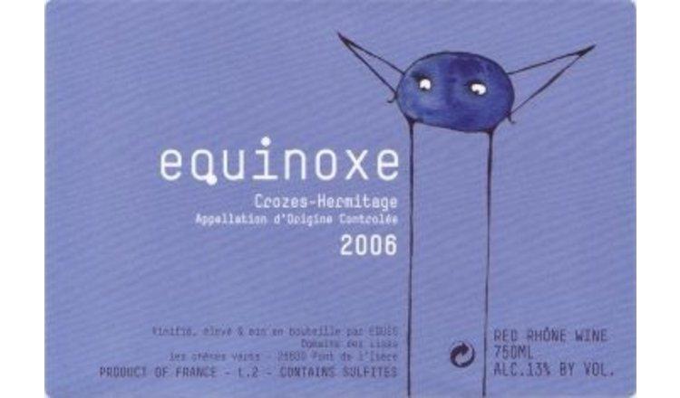 Equinoxe Equis Crozes Hermitage Equinoxe