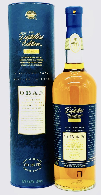 Oban 2004 Distillers Edition 750ML