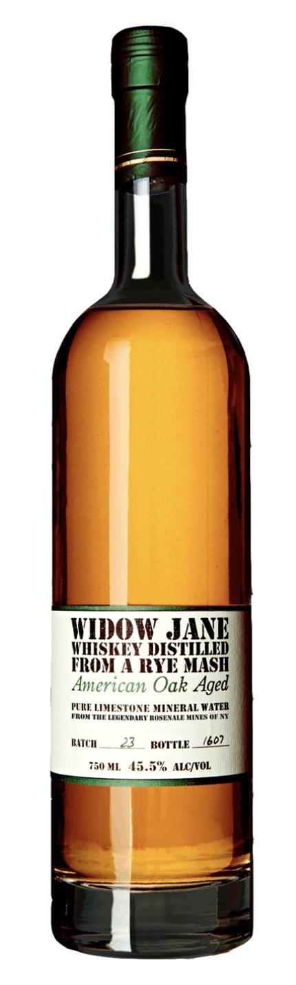 Widow Jane Oak Aged Rye 750ml