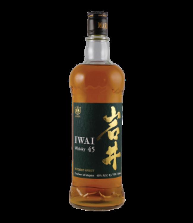 Iwai Iwai ''45'' Whiskey