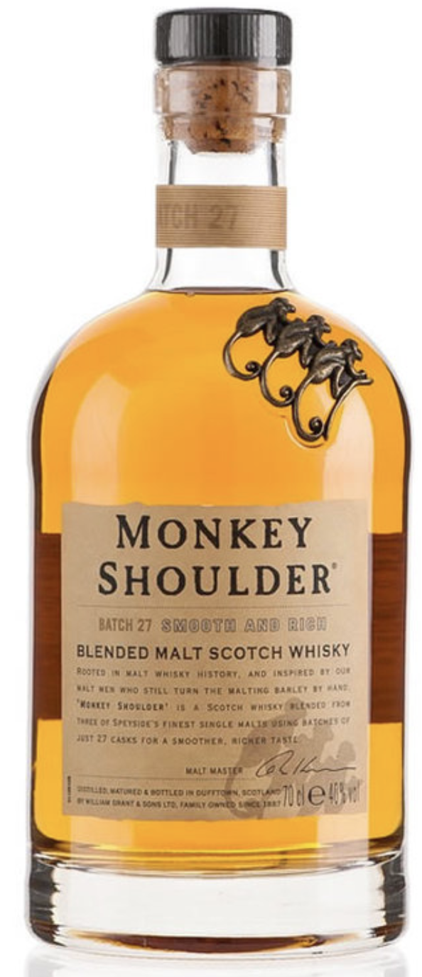 Monkey Shoulder Monkey Shoulder Scotch 1.75L