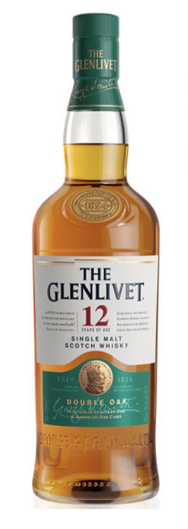 Glenlivet Glenlivet 12 Year Double Oak 1L
