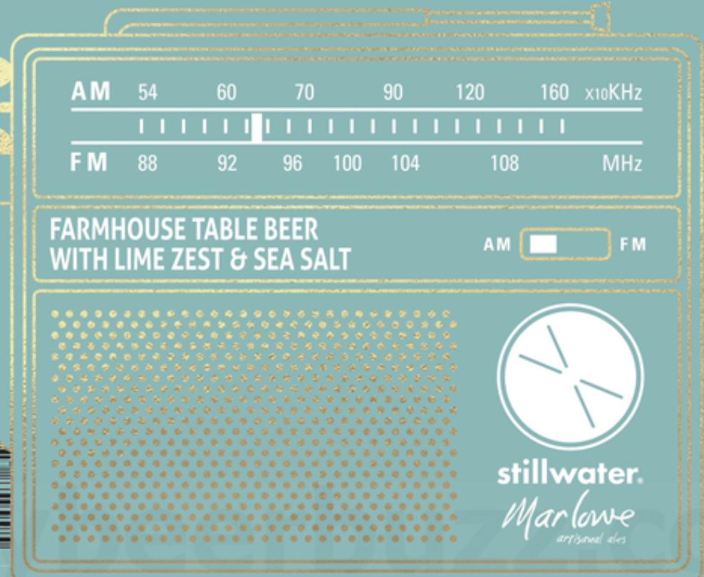 Stillwater AM Radio (4pk 16oz cans)