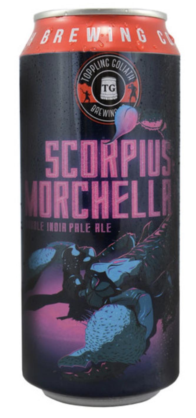 Toppling Goliath Toppling Goliath Scorpius Morchella (4pk 16oz cans)