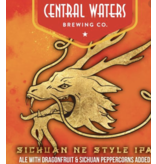 Central Waters SIchuan Dragonfruit IPA (6pk 12oz cans)