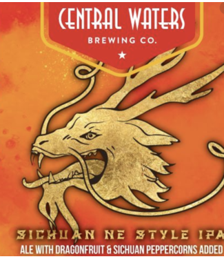 Central Waters Central Waters SIchuan Dragonfruit IPA (6pk 12oz cans)