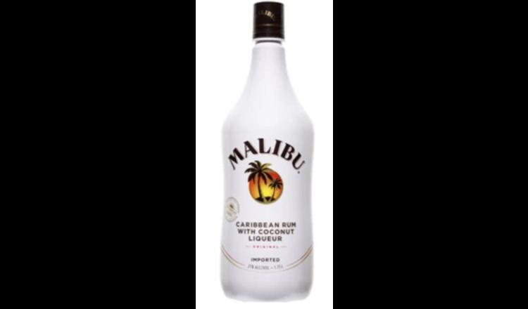 Malibu Malibu Rum 1.75L