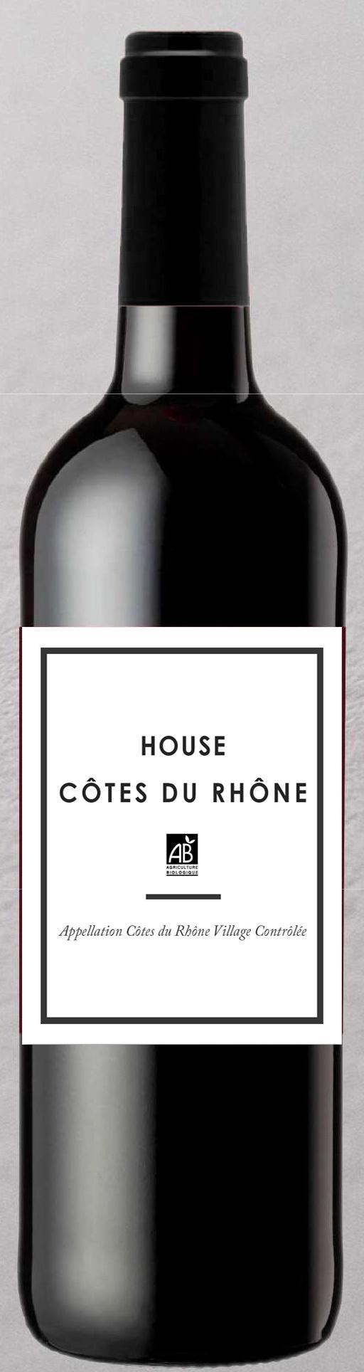 "SOHO ""House"" Cotes Du Rhone"