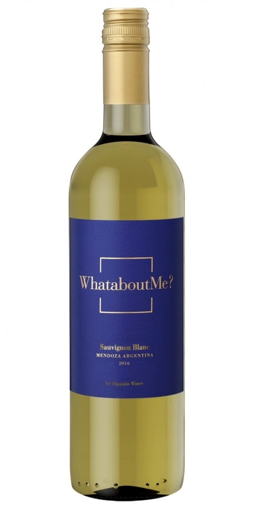 Alpasion 'What about Me?' Sauvignon Blanc