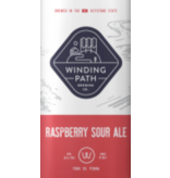 Winding Path Raspberry Sour (4pk 16 oz cans)