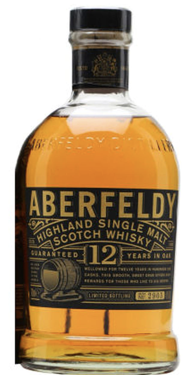 Aberfeldy 12 year Scotch 750ml