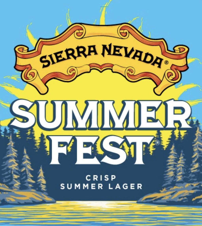 Sierra Nevada Sierra Nevada Summerfest (6pk 12oz bottles)