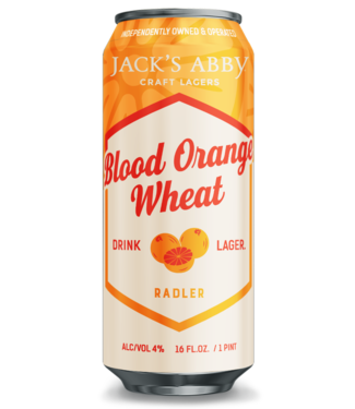 Jacks Abby Jacks Abby Blood Orange Wheat (15pk 12 oz cans)