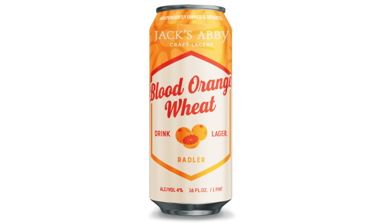 Jacks Abby Jacks Abby Blood Orange Wheat (15pk 12 oz cans)