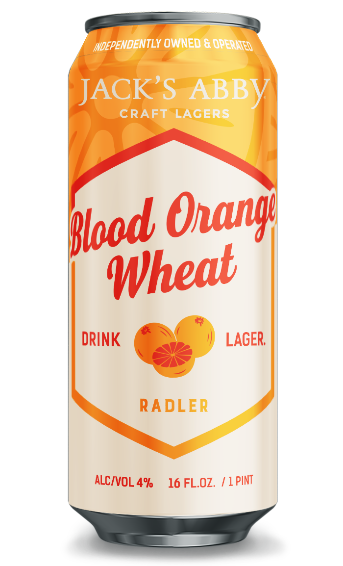Jacks Abby Blood Orange Wheat (15pk 12 oz cans)