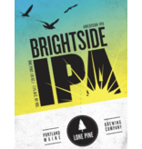 Lone Pine Bright Side IPA (4pk 16oz cans)