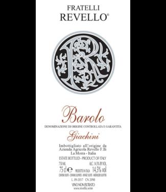 Fratelli Revello Fratelli Revello Barolo Giachini 2015