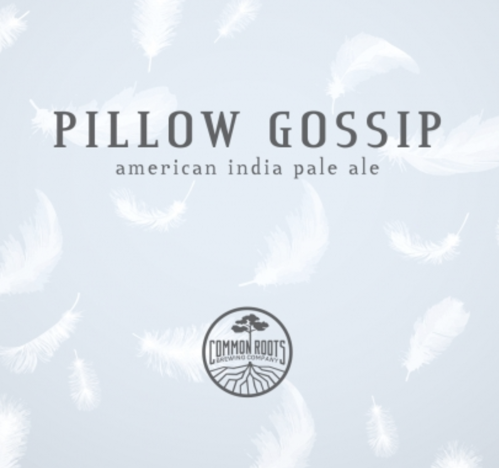 Common Roots Common Roots Pillow Gossip NEIP (4pk 16oz cans)