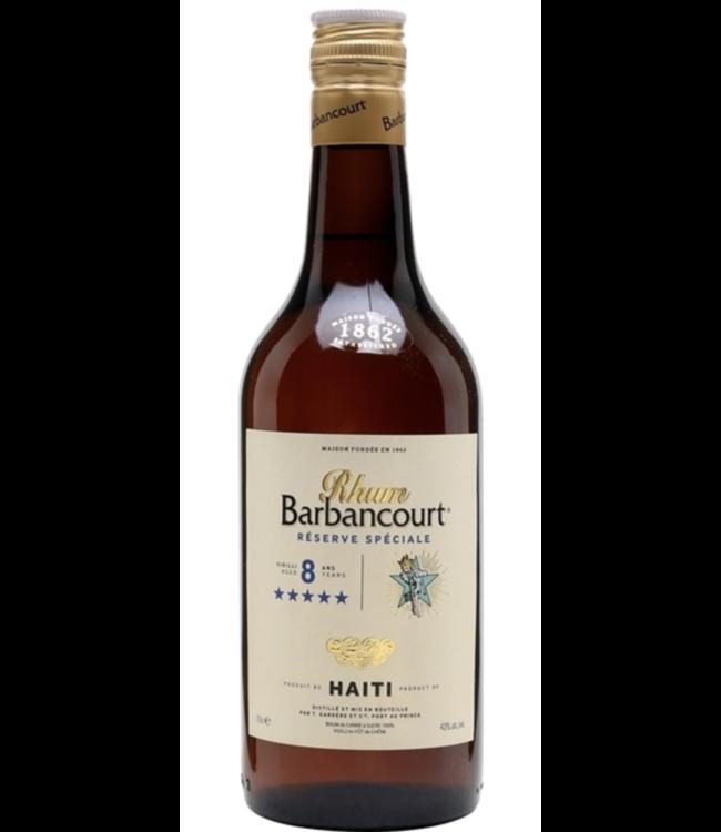 Barbancourt Barbancourt 5 Star Rum 750ml