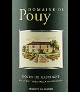 Domaine de Pouy Cotes de Gascogne Blanc Vegan