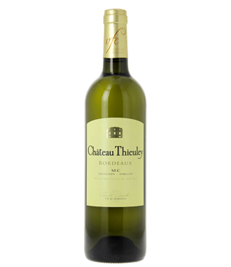 Chateau Thieuley Chateau Thieuley Bordeaux Blanc