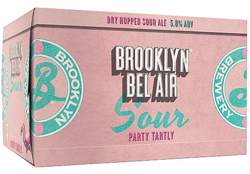 Brooklyn Bel Air Sour (6pk 12oz cans)